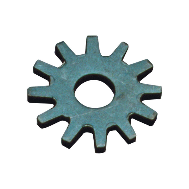 molette en acier 51 mm pour rabot