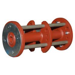 tambour 4 axes 200 mm pour rabots