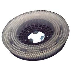 plateau brosse nylon 45 mm