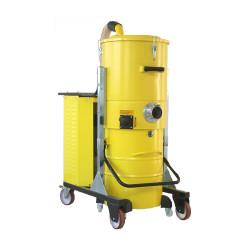 Aspirateur triphasé TS-400 jaune