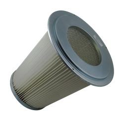 cartouche filtrante conique pour aspirateur ACP