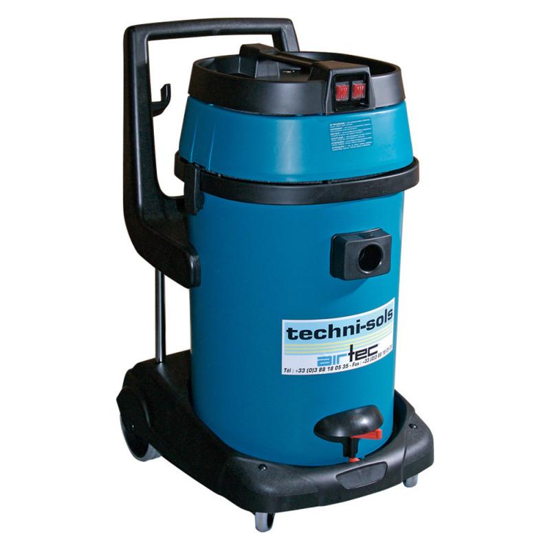 Aspirateur SV 60 de 2400 watts pour eau et poussières