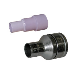 Embouts 50 mm pour aspirateur triphasé