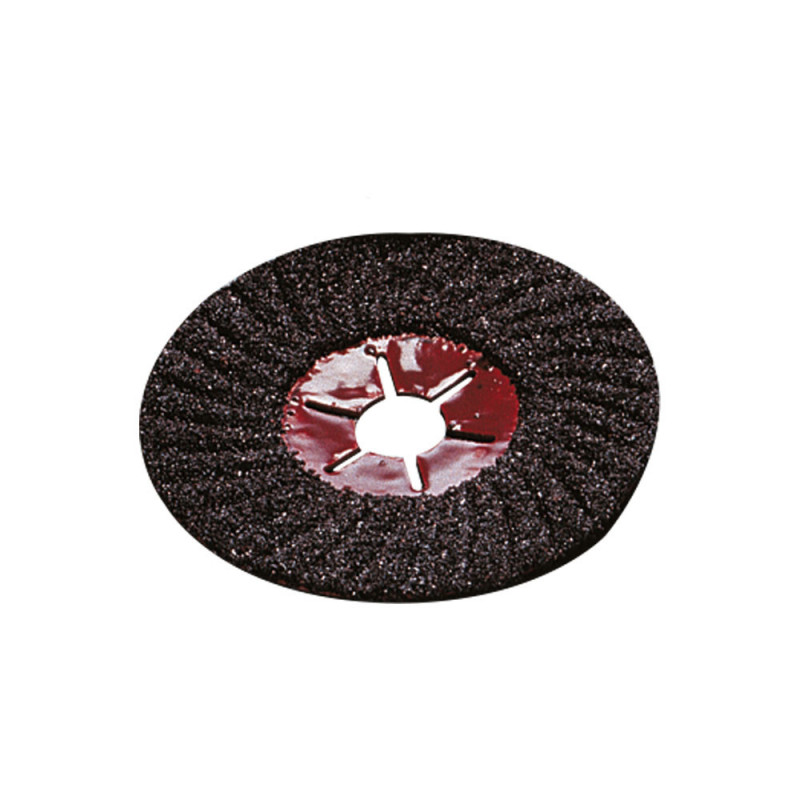 abrasifs semi-flexible 127 mm, grain de 24
