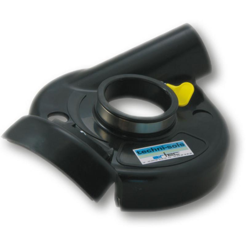 capot capteur ponceuse VTM 180 caoutchouc