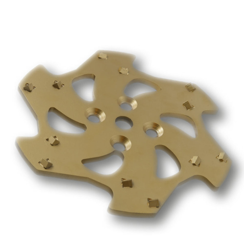 plateau diamant 250 mm «Grizzly»