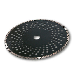 disque diamant turbo ventilé 230 mm