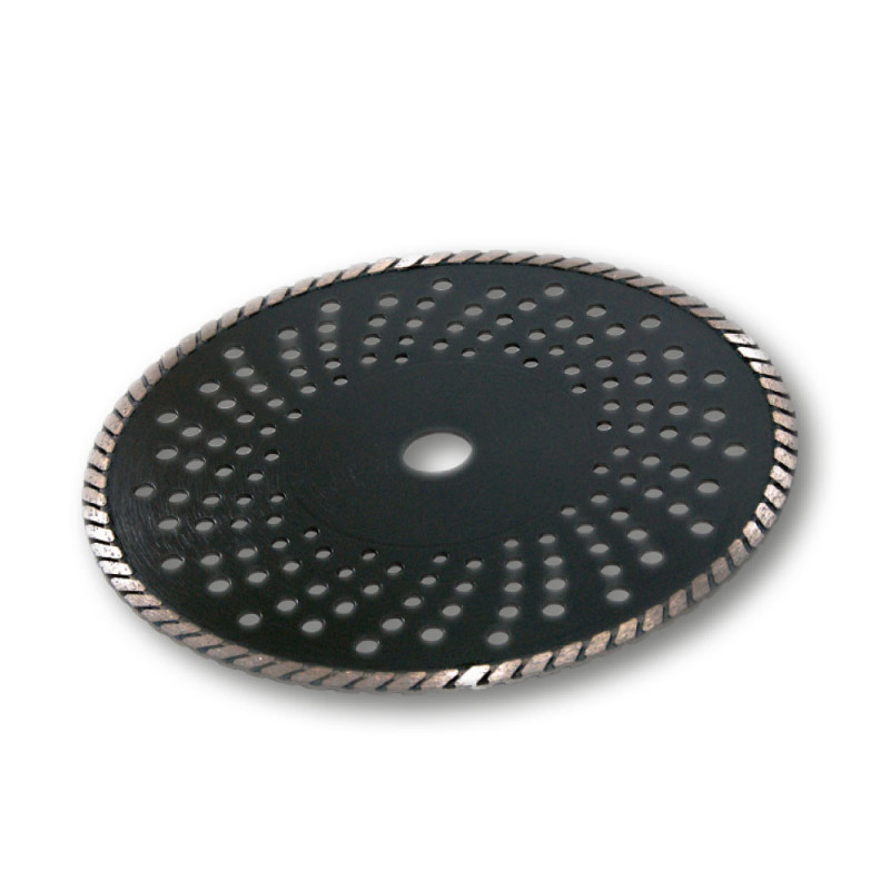 disque diamant Turbo ventilé 125 mm