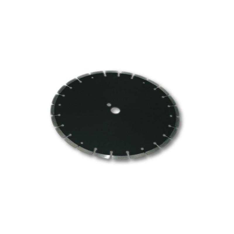 disque diamant à segments 350 mm pour béton frais