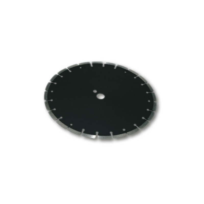 disque diamant à segments 350 mm pour bitume et asphalte
