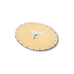 disque diamant à segments 300 mm pour béton frais