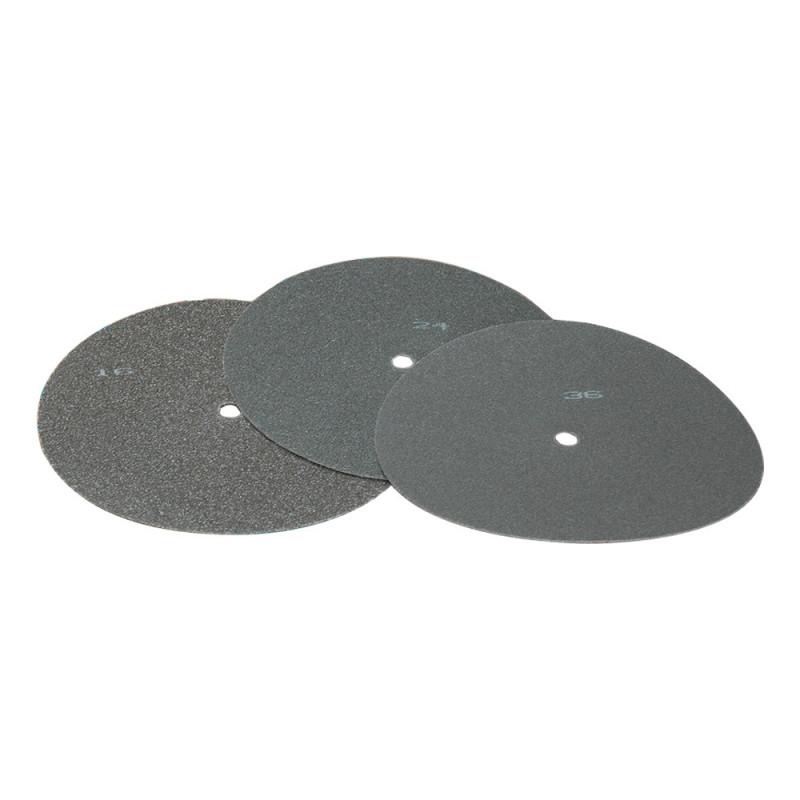 disque abrasif 400 mm à grain de 24