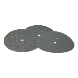 disque abrasif 400 mm à grain de 36