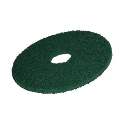 disque pads 400 mm vert pour préparation des surfaces