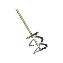 Mélangeur hélicoïdal 6 pans Ø70 mm, longueur 400 mm
