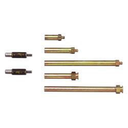 Injecteurs obturateurs Ø19 mm, longueur 410 mm