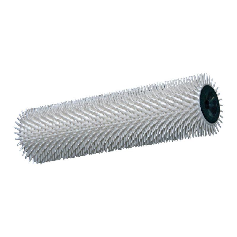 débulleur à picots pointus de 11 mm, largeur 250 mm