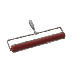 Débulleur métallique à picots pointus de 10 mm, largeur 500 mm