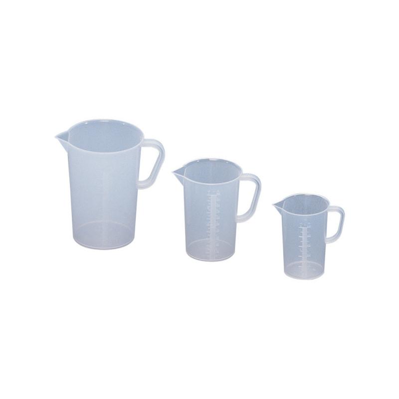 Doseurs 2 L en plastique