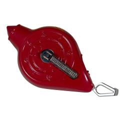 Cordeau traceur 30 m rouge