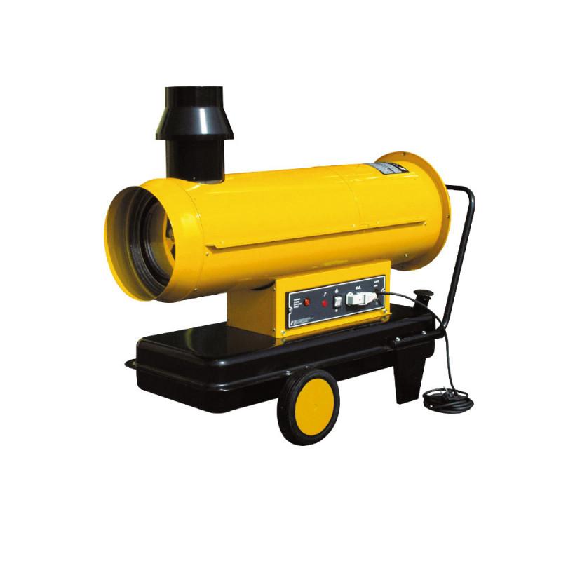 Chauffage fuel jaune de 18 à 80 Kw