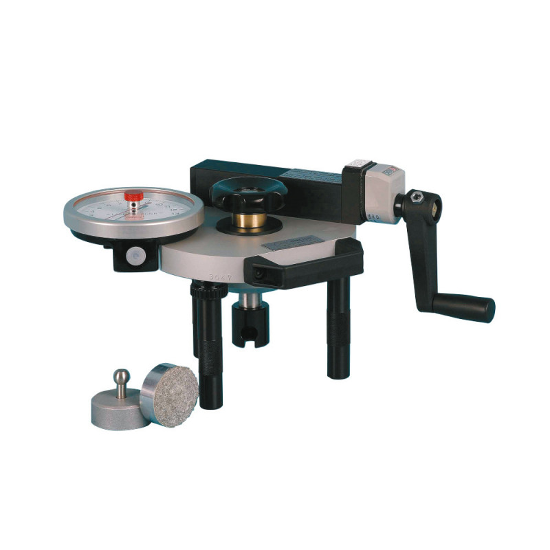 Dynamomètre de traction DTH 1600