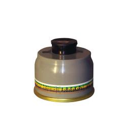 Cartouche norme A2B2E2K2P3 respiratoire