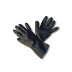 Paire de gants Néoprène industriels noirs