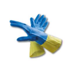Paire de gants Néoprène industriels sur latex