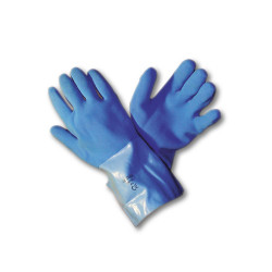 Paire de gants en latex naturel