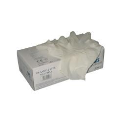 Boîte de 100 gants de chirurgien