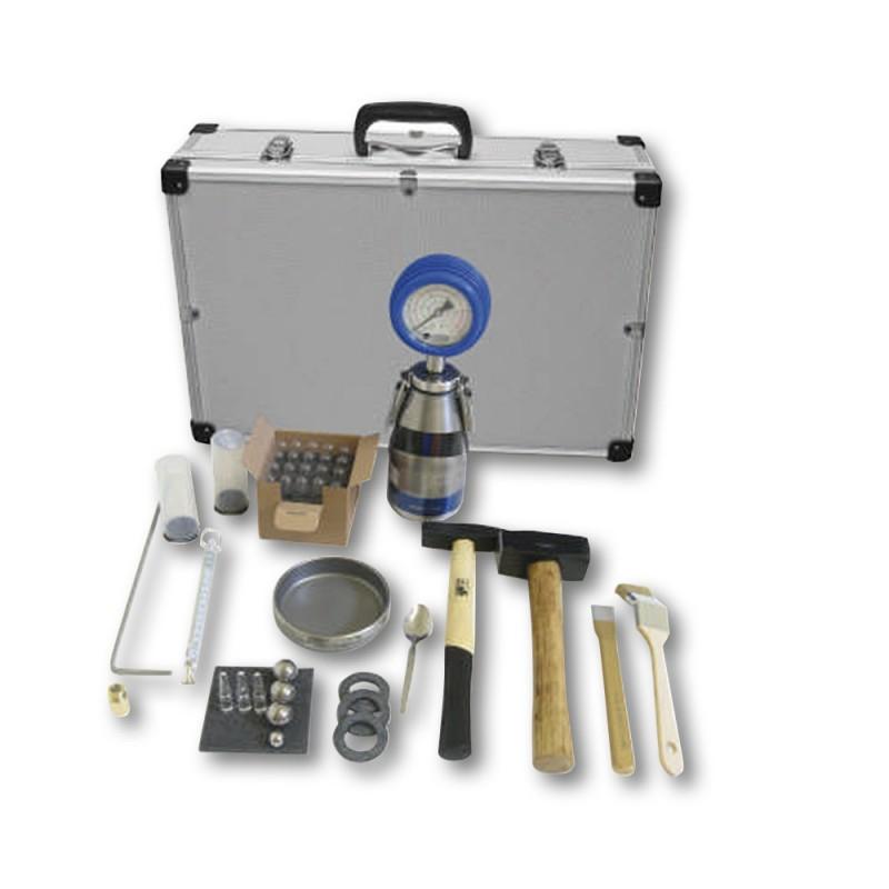 Kit de mesure CM complet avec mallette