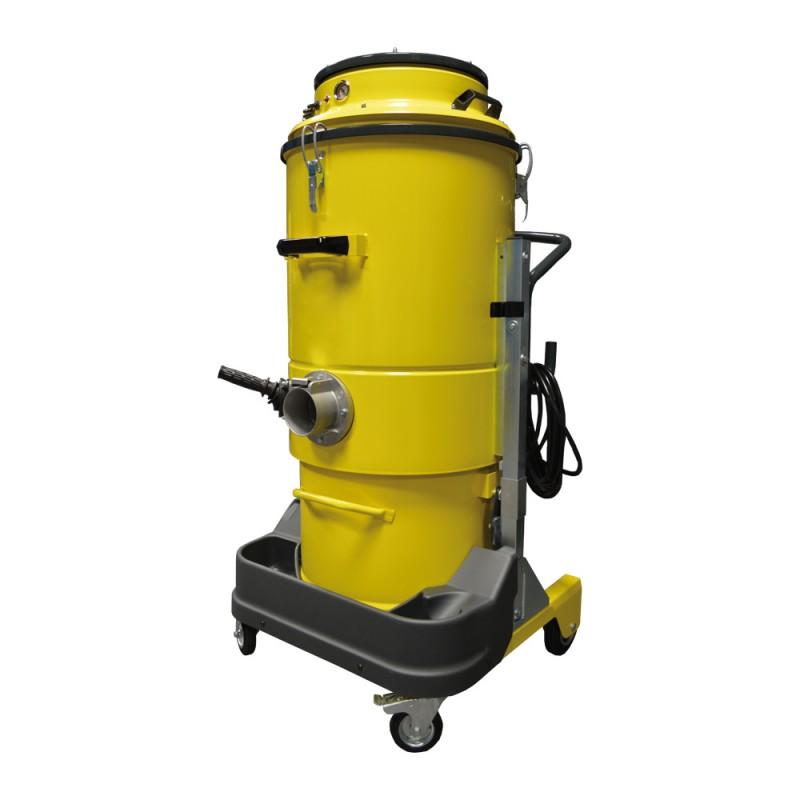 Aspirateur monophasé M470 jaune