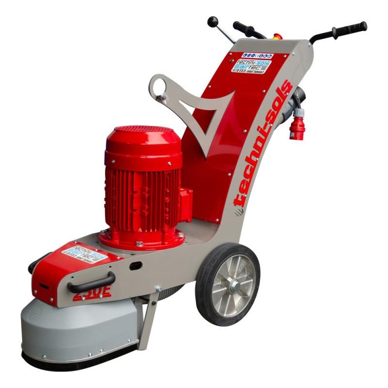 Nos machines pour la préparation des surfaces